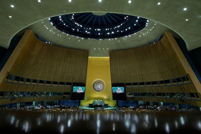 Россия и ряд стран потребовали запустить работу арбитража между США и ООН