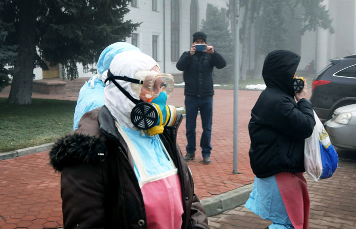 У эвакуированных из Уханя украинцев пока не нашли коронавирус