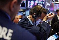Американский рынок акций упал более чем на 2% на опасениях из-за коронавируса
