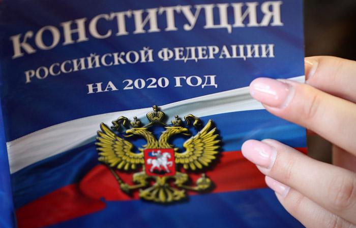 Все поправки в Конституцию вступят в силу сразу после всенародного голосования