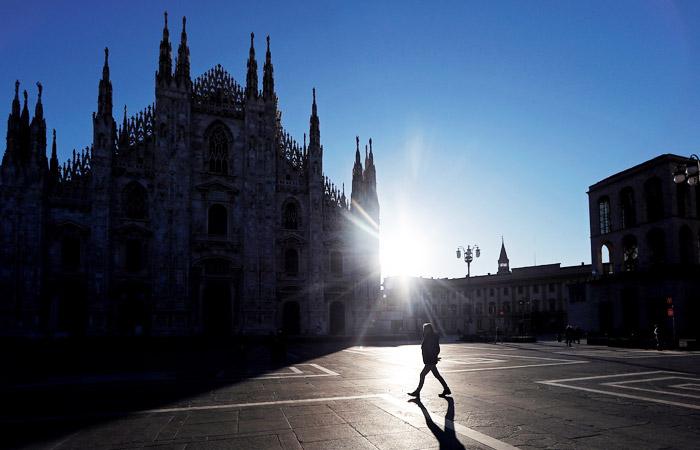 Туристические власти Италии напомнили, что карантин только в 12 городах из 7904