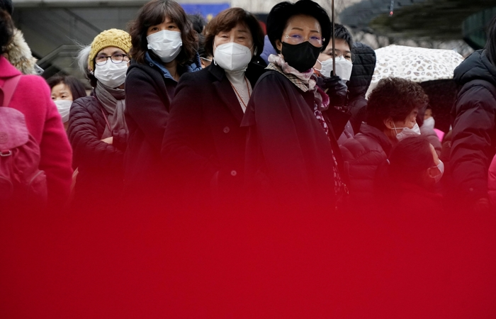 Число инфицированных коронавирусом в мире превысило 85 тысяч
