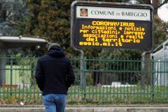 Число заразившихся коронавирусом в Италии превысило 1 тыс.