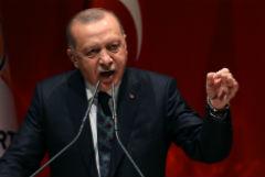 Эрдоган попросил Путина не препятствовать действиям турецких военных в Идлибе
