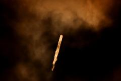 Спасательное судно SpaceX вновь не поймало обтекатель ракеты Falcon 9