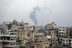 Дамаск закрыл воздушное пространство над северо-западом Сирии