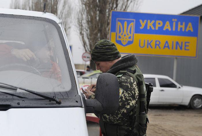 С 1 марта украинцам необходим загранпаспорт для пересечения границы с Россией