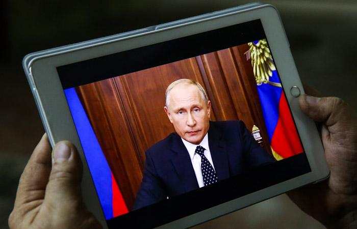 Путин предложил зафиксировать в Конституции правопреемственность России от СССР