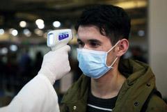 Пассажирам московского метро будут выборочно измерять температуру