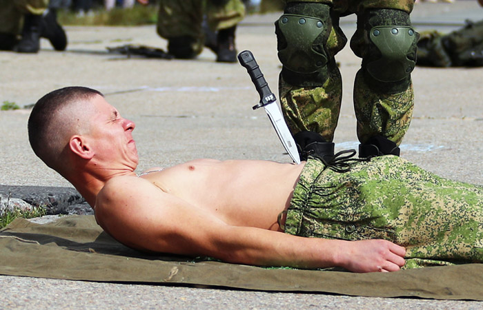 Военные следователи сообщили о сокращении дедовщины в армии