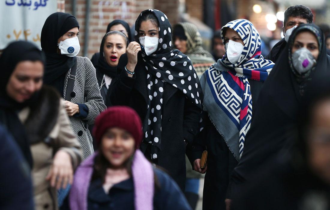 Иран попросил у России гуманитарной помощи из-за коронавируса