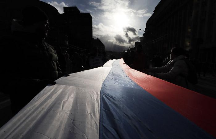 Американская Freedom House снова оценила Россию как несвободную страну