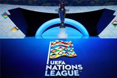 Определились соперники сборной России по футболу в Лиге наций УЕФА