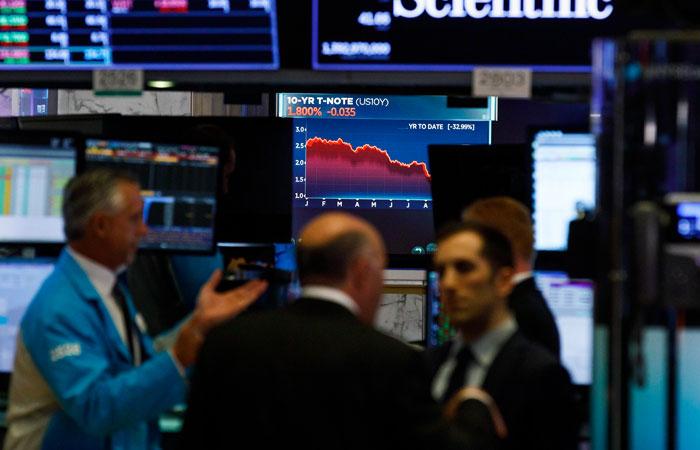 Доходности гособлигаций крупнейших стран обновили исторические минимумы