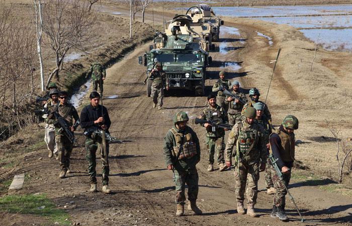 США нанесли первый авиаудар по талибам после заключения с ними мирного соглашения
