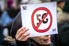 Вопрос о разрешении операторам связи использовать 5G снова отложен