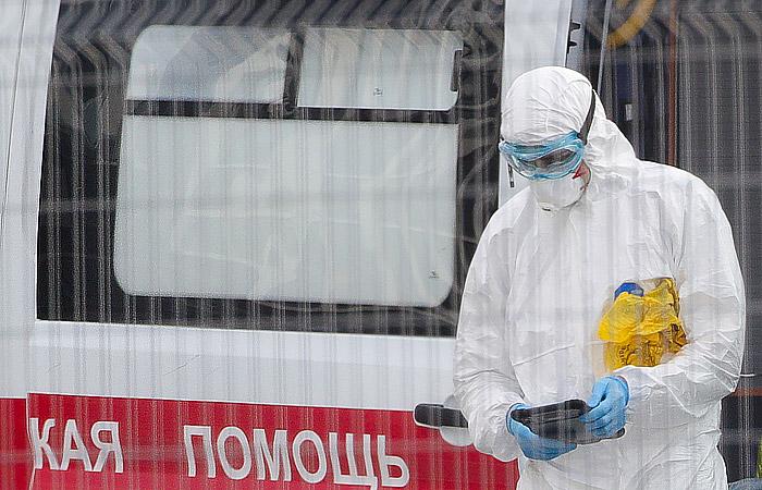 Число официально зарегистрированных случаев коронавируса в России выросло до 14