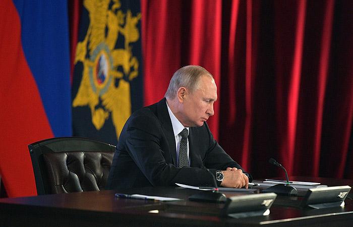 Путин выступил за сохранение ограниченного числа сроков для президента