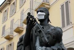 В Италии подтвердили более 6 тысяч случаев COVID-19