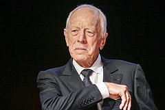 Актер Макс фон Сюдов умер в возрасте 90 лет