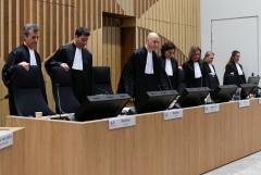 Суд в Гааге приступил к рассмотрению дела о крушении рейса MH17 в Донбассе