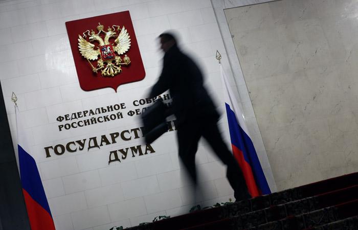 Поправка об обнулении президентских сроков внесена в Госдуму