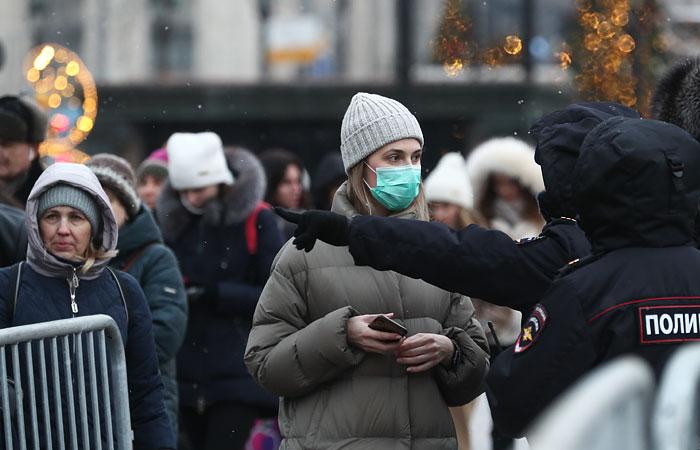 В Москве запретили массовые мероприятия численностью больше 5 тыс. человек