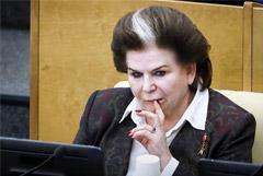 Терешкова предложила обнулить президентские сроки или отменить ограничения по ним
