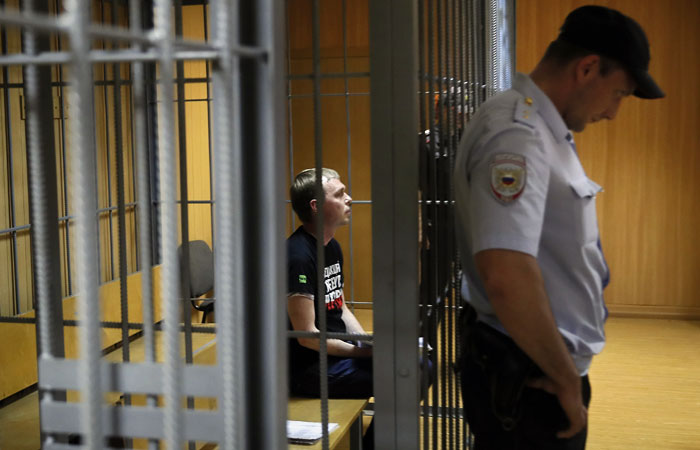 Адвокат Голунова заявил, что видеозапись задержания журналиста уничтожена