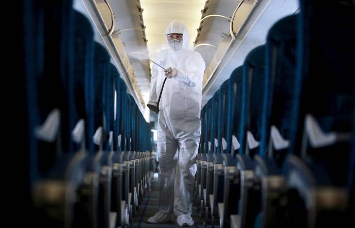 РФ с 13 марта ограничит авиасообщение с Италией, ФРГ, Францией и Испанией