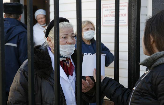 Число больных коронавирусом в Белоруссии выросло почти вдвое