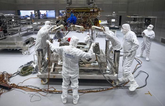 """Запуск космического аппарата """"ЭкзоМарс"""" перенесли на 2022 год"""