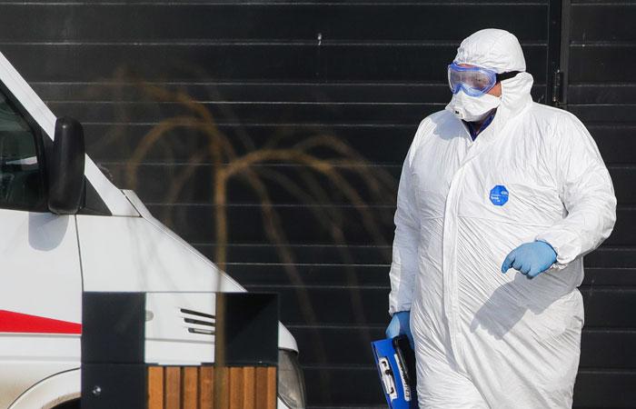 В России зарегистрировано шесть новых заболевших коронавирусом