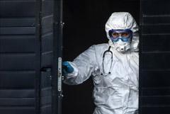 Из больницы в Коммунарке пациентка сбежала из-под карантина