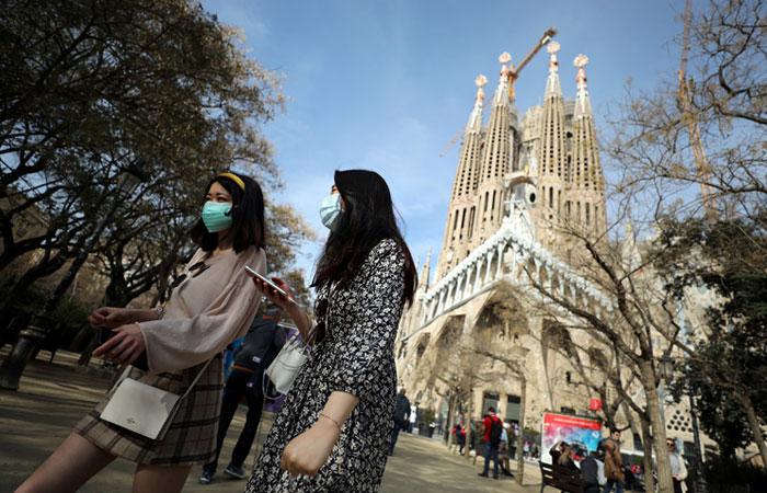 В Испании объявят режим ЧС из-за коронавируса