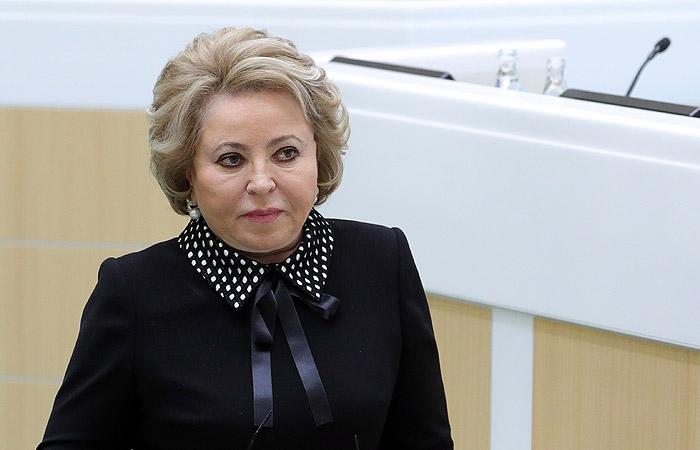 Матвиенко посчитала, что коронавирус не помешает голосованию по поправкам в Конституцию