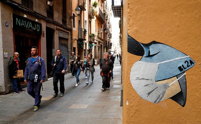 В Испании число больных COVID-19 взлетело на 1500 за сутки