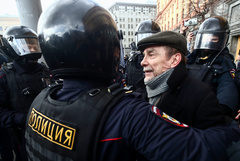 МХГ потребовала наказать причастных к избиению Льва Пономарева