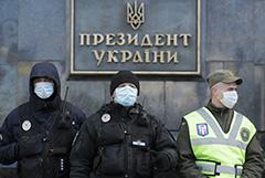Киев ограничил сообщение с другими городами Украины из-за коронавируса