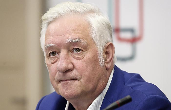 Валентин Горбунов покинул пост председателя Мосгоризбиркома