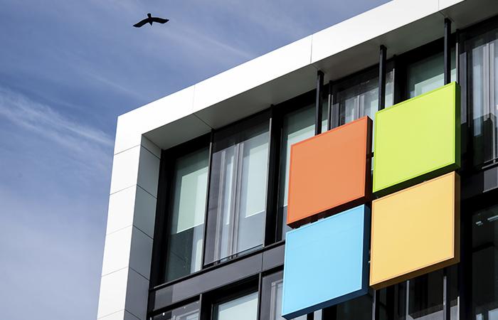 Падение котировок Microsoft в понедельник было максимальным с 2000 года