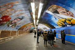Метро в Киеве закроется на 2,5 недели