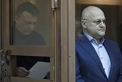 Бывший начальник московского СК Дрыманов приговорен к 12 годам колонии