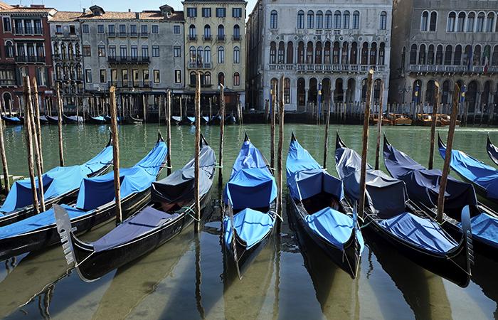 Из-за пандемии коронавируса в мире стал чище воздух, в Венеции - каналы