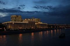 Минобороны опровергло сообщения о комендантском часе в Москве