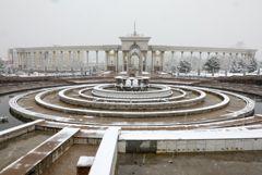 В Алма-Ате из-за коронавируса закрыли парки