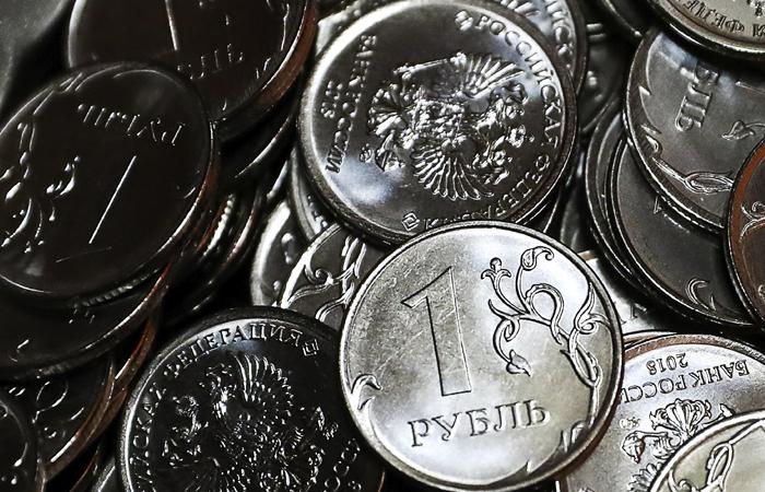 Рубль открыл торги резким снижением на негативных сигналах с внешних рынков