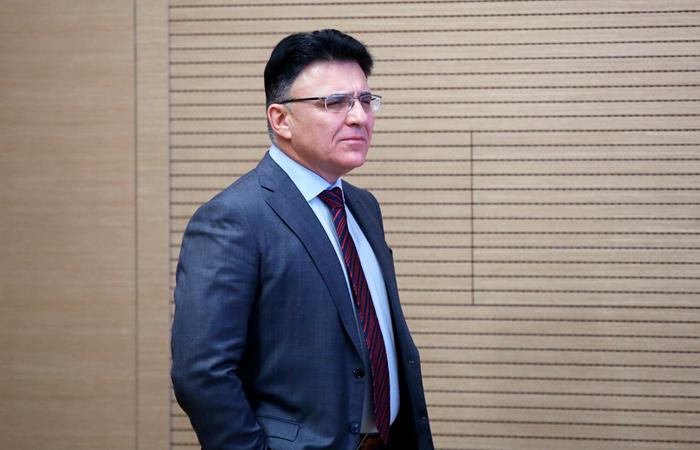 Жаров освобожден от должности главы Роскомнадзора