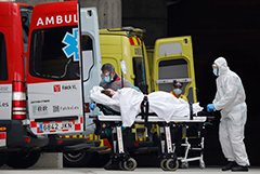 Ситуацию с заражением COVID-19 в Испании признали более серьезной, чем в Италии
