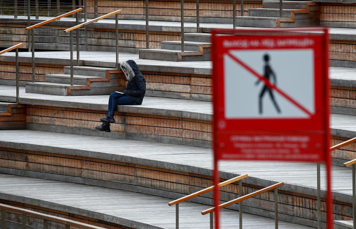 В Госдуме предложили сажать на срок до 7 лет за нарушение карантина